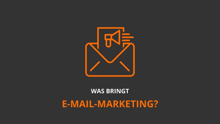 E-Mail-Marketing: Lohnt sich das noch?