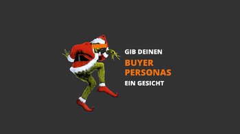 Buyer Persona Grinch