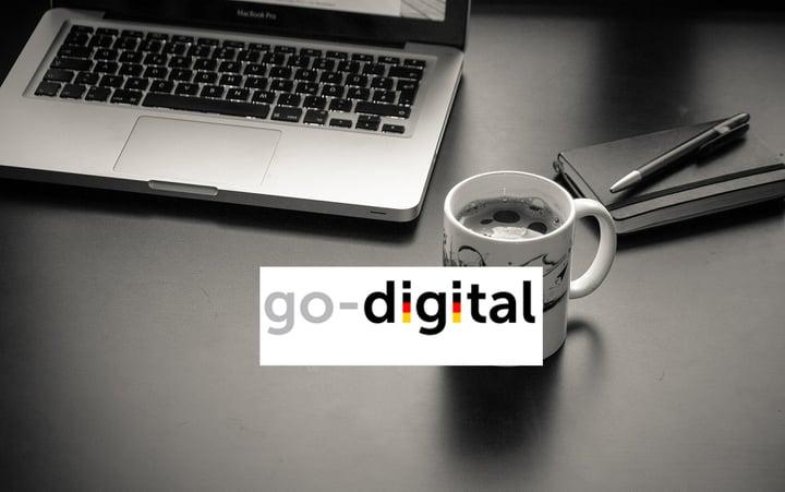 go-digital: Homeoffice-Einrichtung jetzt bis zu 50% förderbar