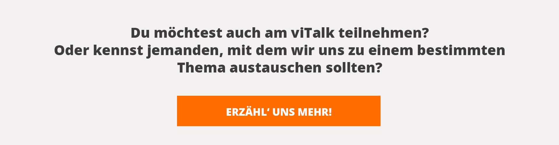 viTalk Kontakt
