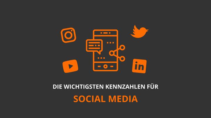 Social Media: Achte auf diese 5 Kennzahlen!