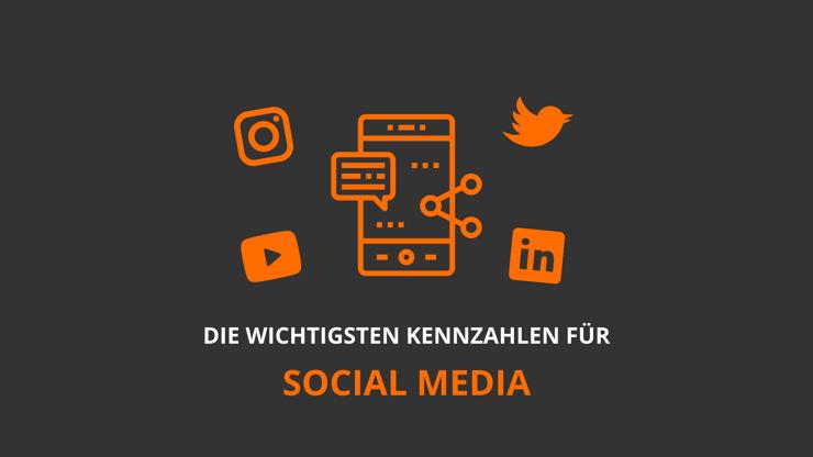Social Media Kennzahlen