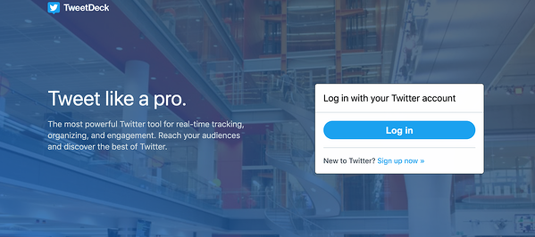 Was ist Marketing-Automation TweetDeck