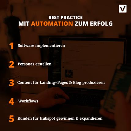 Best Practice Marketing-Automation