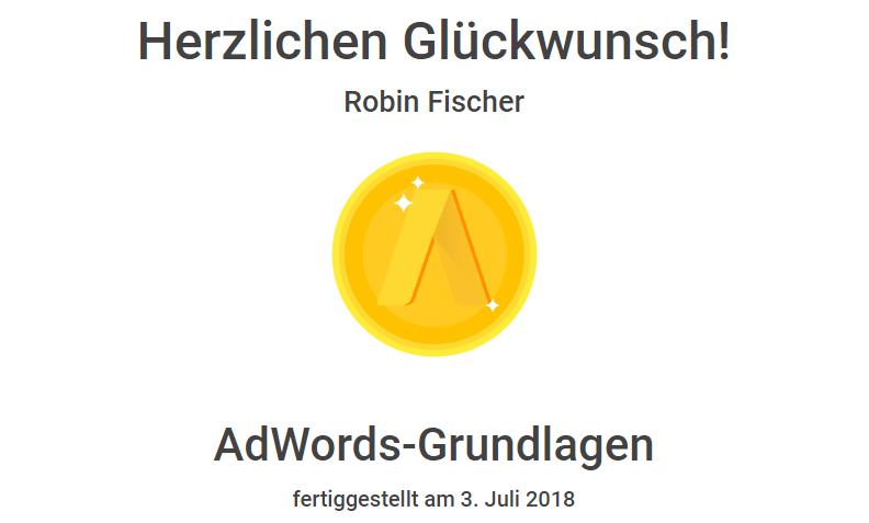 Adwords bestanden