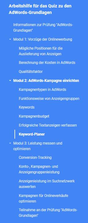 adwords-grundlagen-module