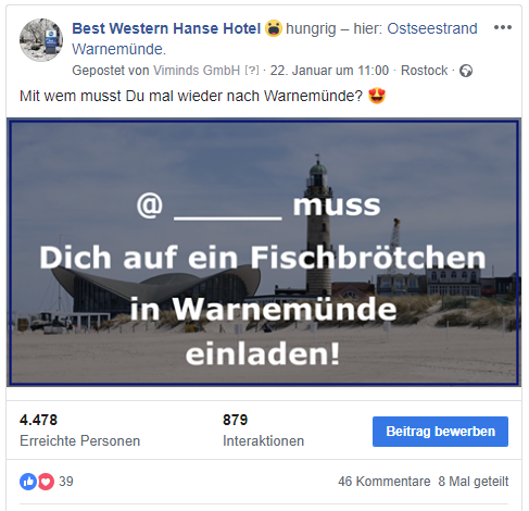 Content-Marketing für Hotels