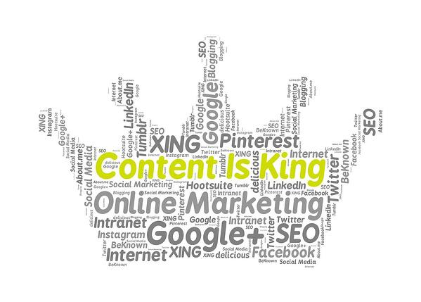 Content-Marketing ist wichtig