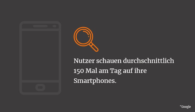 Mobile Advertising auf Smartphones
