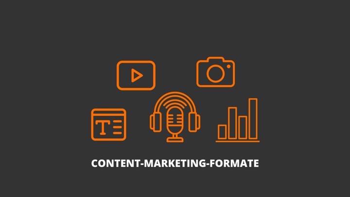 Top 5 Content Pieces: Nutzt du das richtige Format?