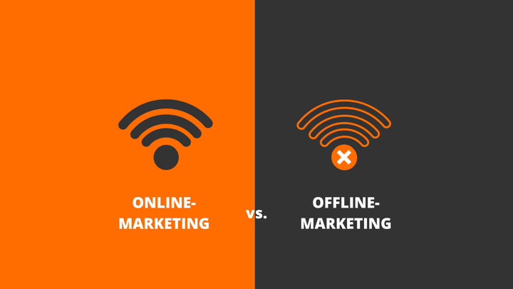 Online vs. Offline: 3 Vorteile des Online-Marketings