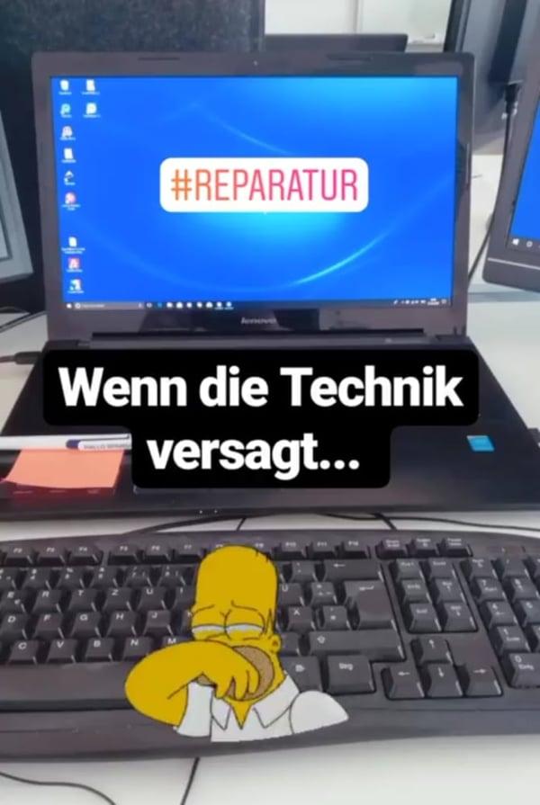 Reperatur