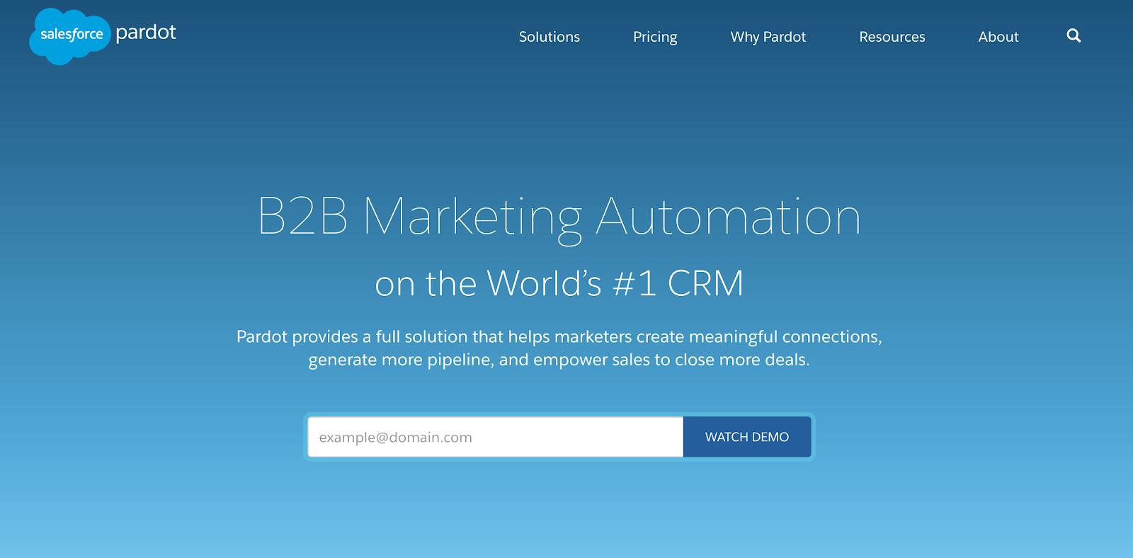 Pardot: Marketing-Automation-Plattform für B2B